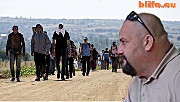 Стефан Иванов: За мигрантите у нас