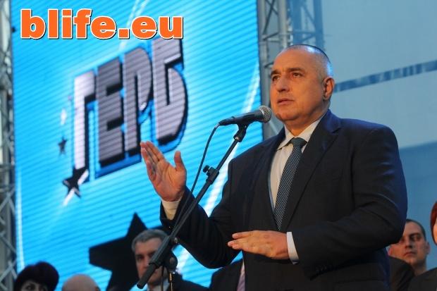 Борисов: Ще кажа кандидатът ни след изборите !