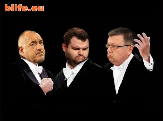 Няма вече тримата тенори, вижте кой кого пребори !