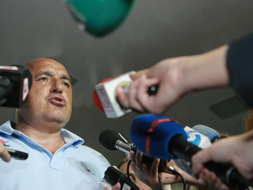 ИЗВЪНРЕДНО: Правителството на Борисов подава оставка!Стефан Пройнов