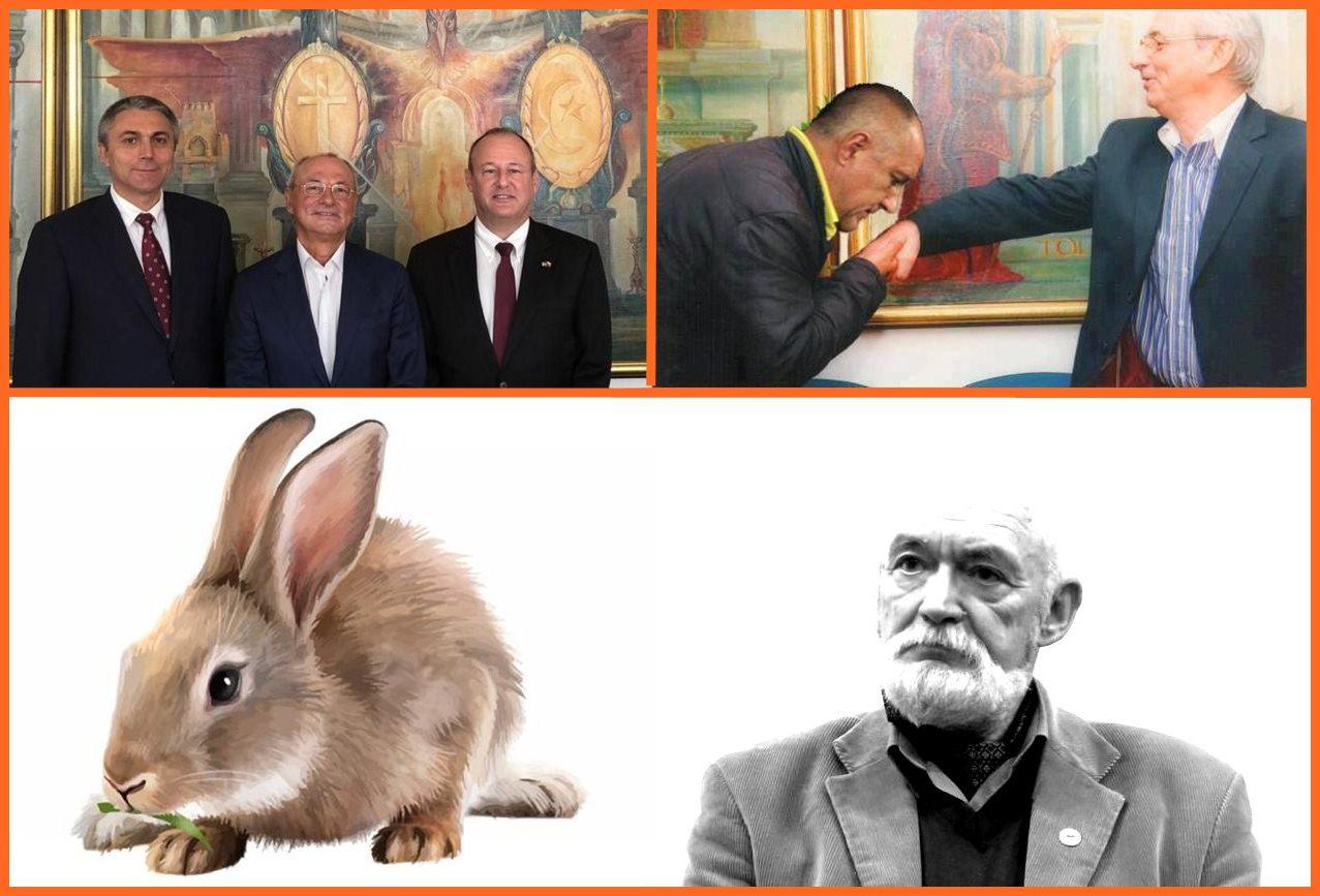 Ахмед Доган: В крайна сметка дали ще гледаш зайци или ще си купиш eлектроцентрала е едно и също. Само мащабите са различни.