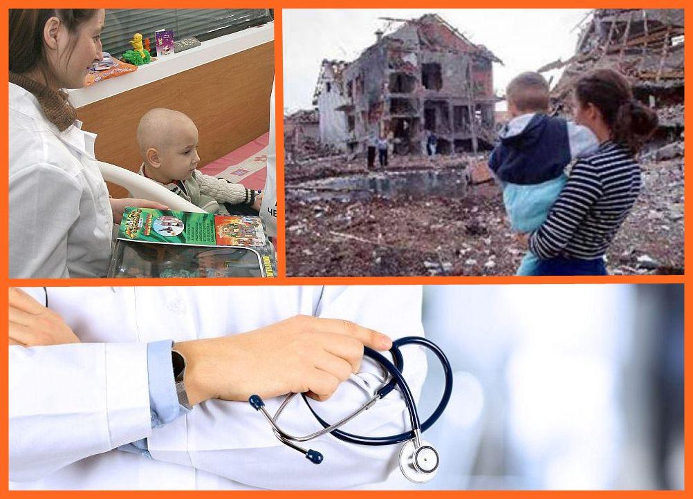 Над десет хиляди с рак след бомбардировките в Сърбия! А колко са у нас?